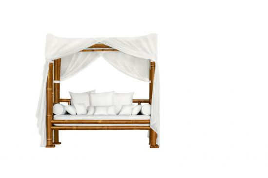 Zu abmbu 39 s daybed bamboo arts and crafts gallery for Arts and crafts daybed