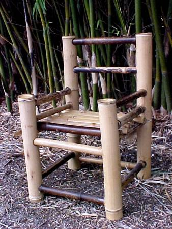 Bamboo chair bamboo arts and crafts gallery for Bamboo arts and crafts