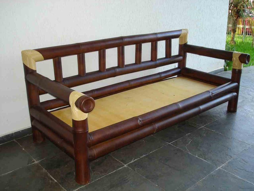 Bamboo Sofa Bed Images