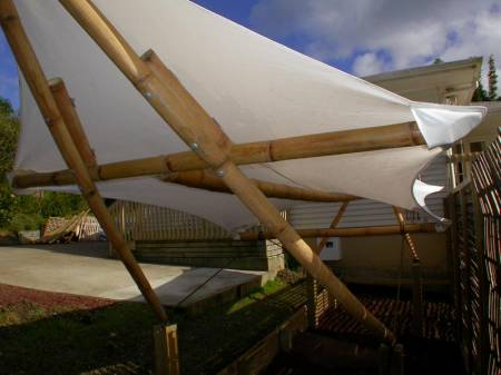 bamboo tensile structures - photo #7