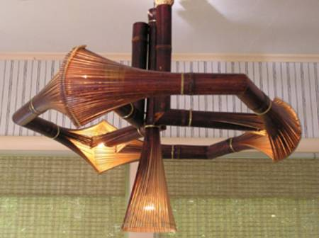 tropical lighting fixtures and lamps plus tropical decor ideas bamboo lighting fixtures